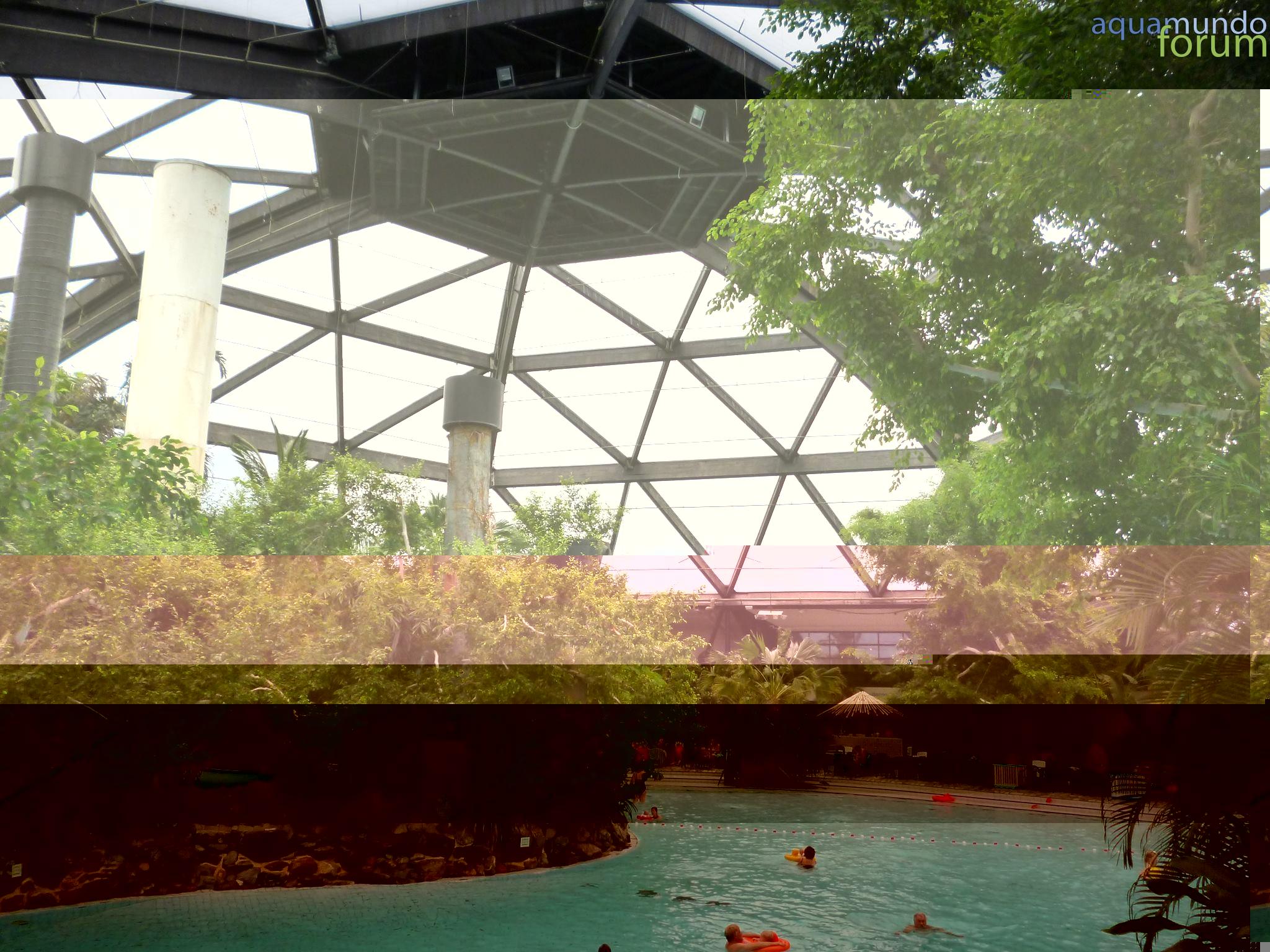 Vernieuwing Koepel Center Parcs Het Heijderbos oude situatie.jpg