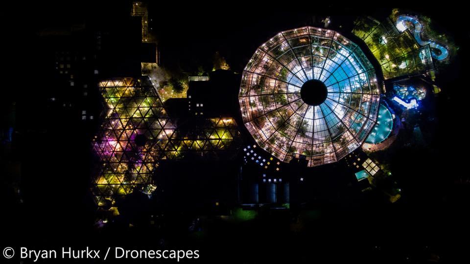 DronescapesNL Aqua Mundo De Kempervennen bij nacht 1.jpg