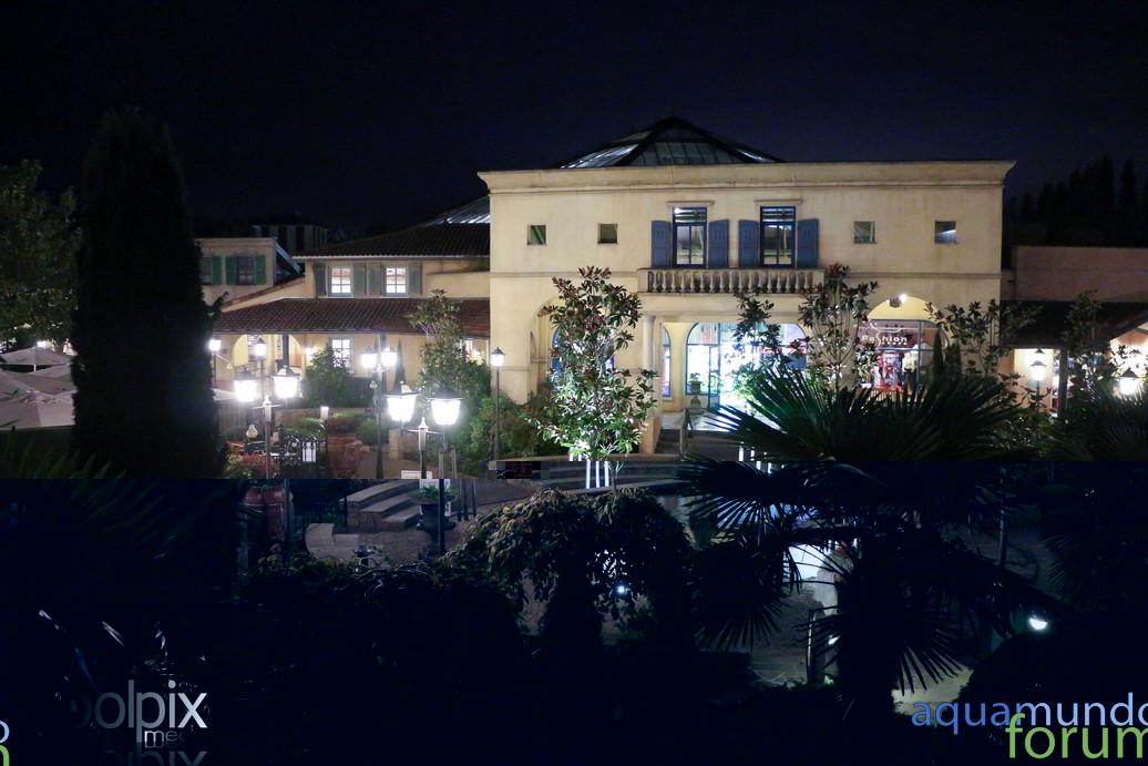 Market Square Center Parcs De Eemhof Bij schemering en avond-5.jpg