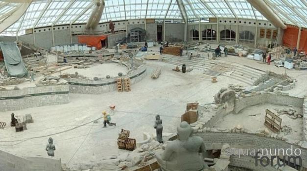 Uitgelicht: De Aqua Mundo van De Eemhof: De heropbouw
