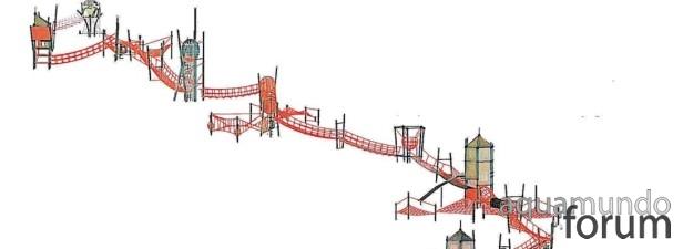 Nieuwe klimspeeltuin op Center Parcs Hochsauerland