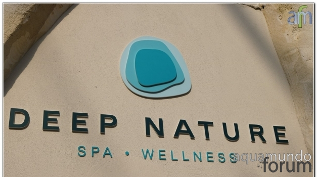 Center Parcs Le Bois Aux Daims-week: Fotospecial Deep Nature Spa