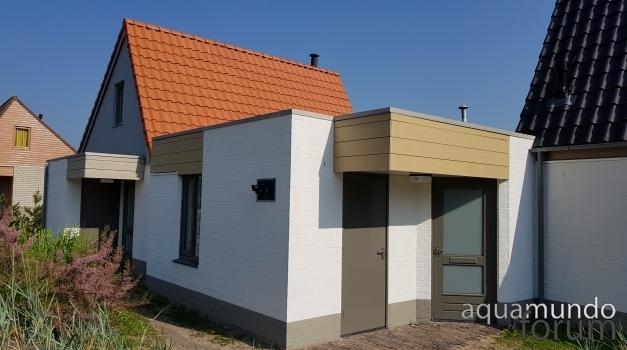 Sneak Preview!! Verbouwde cottages op Center Parcs Park Zandvoort
