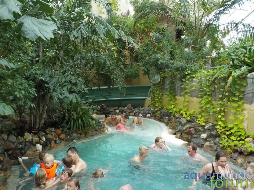 Aqua mundo forum maak het aqua mundo van center parcs de eemhof zwembad van het jaar en win - Fotos van het zwembad ...